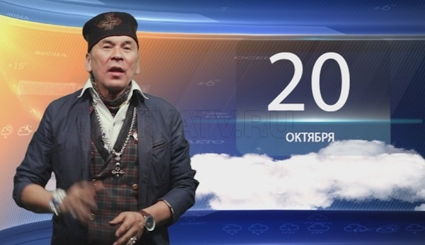 Прогноз погоды на 20.10.2018