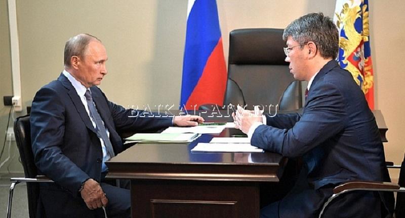 Глава Бурятии вошёл в состав президиума Госсовета РФ