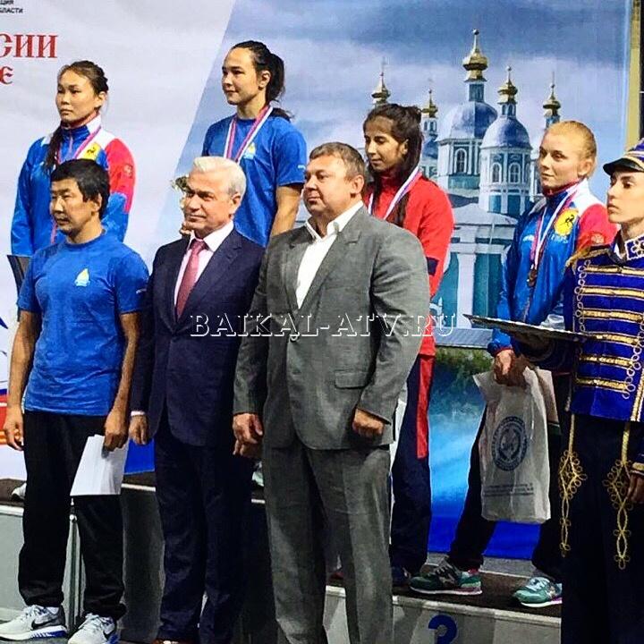 Спортсменки из Бурятии взяли золото на чемпионате России