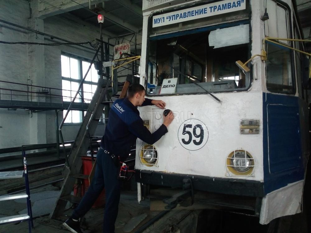 Трамваи в Улан-Удэ оснастили системой видеонаблюдения