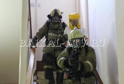 Из-за неосторожного обращения с огнём в Бурятии пострадал мужчина и 2 ребёнка